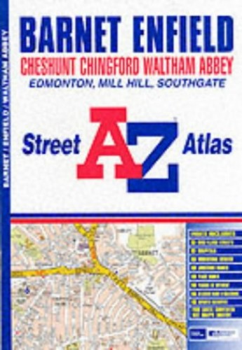 A-Z Barnet and Enfield Atlas by Great Britain