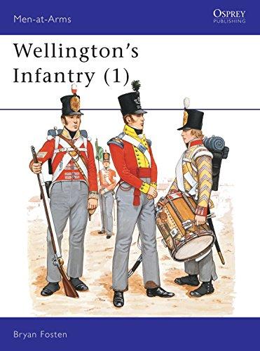 Wellington's Infantry: v. 1 by Bryan Fosten