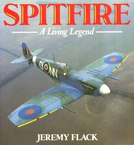 Spitfire by Jeremy Flack
