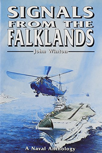 Signals from the Falklands by John Winton