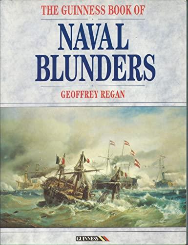 Naval Blunders by Geoffrey Regan