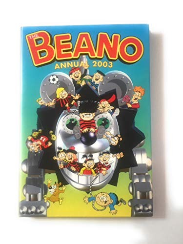 """The """"Beano"""" Book: 2003 by"""