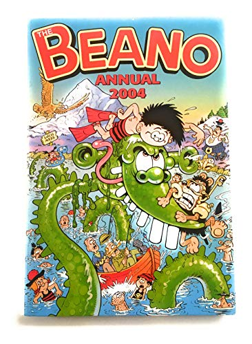 The Beano: 2004 by D C Thomson & Co