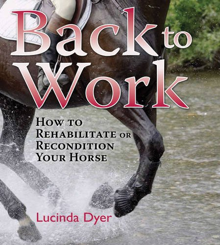 Back to Work: How to Rehabilitate or Recondition Your Horse by Lucinda Dyer