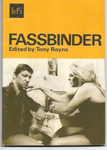 Fassbinder by Tony Rayns