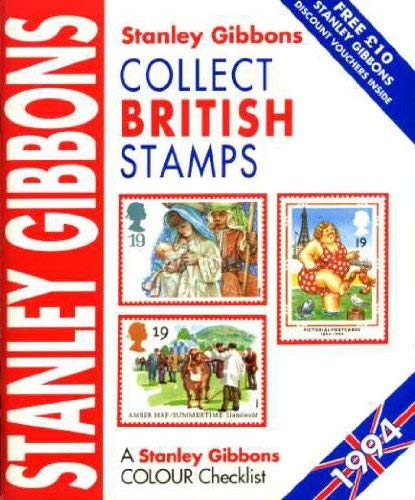 Collect British Stamps by Stanley Gibbons