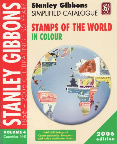 Stanley Gibbons Simplified Catalogue of Stamps of the World: 2006: v. 4: Countries N-R by
