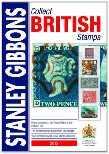 Collect British Stamps: 2012 by Hugh Jefferies