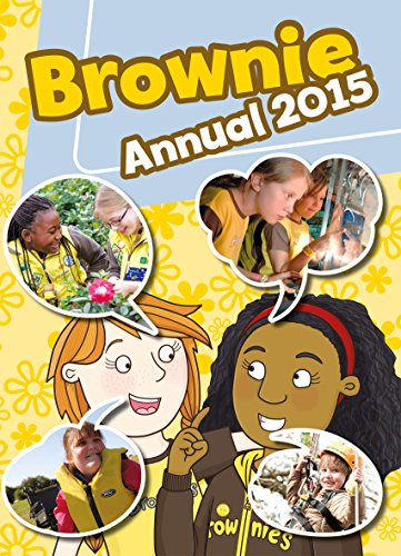 Brownie Annual: 2015 by Jessica Feehan