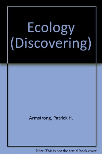 Ecology by Patrick H. Armstrong
