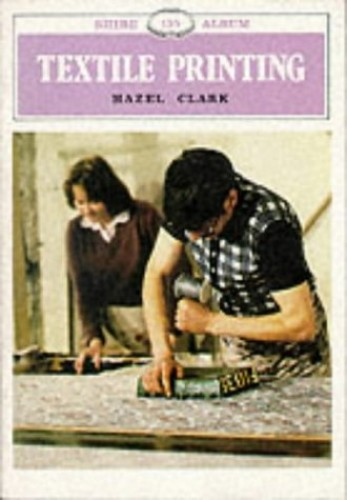 Textile Printing by Hazel Clark