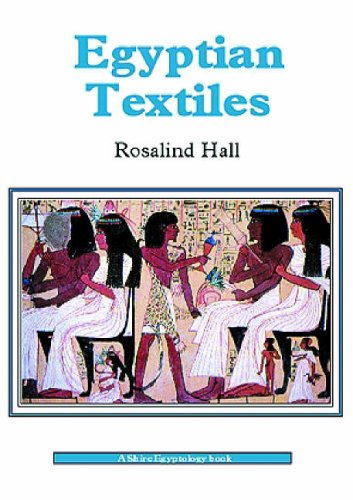 Egyptian Textiles by Rosalind Hall