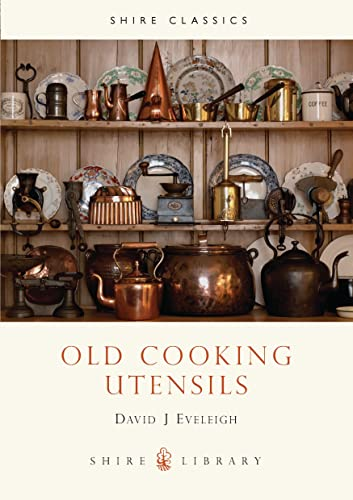 Old Cooking Utensils by David J. Eveleigh