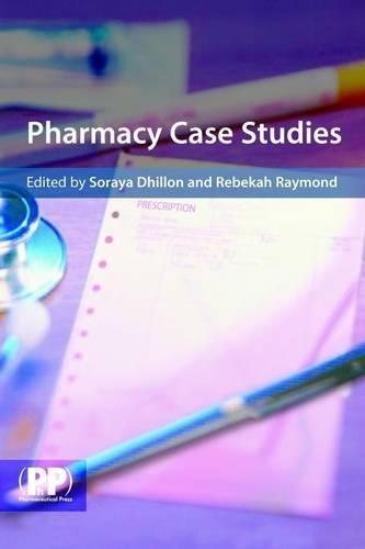 Pharmacy Case Studies by Soraya Dhillon