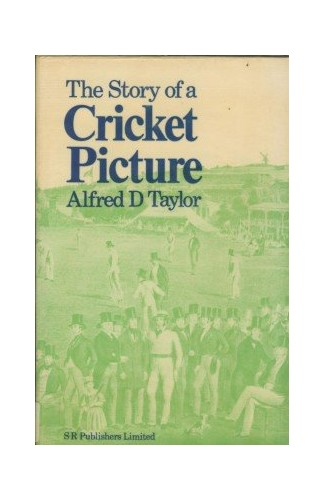Story of a Cricket Picture by Alfred D. Taylor