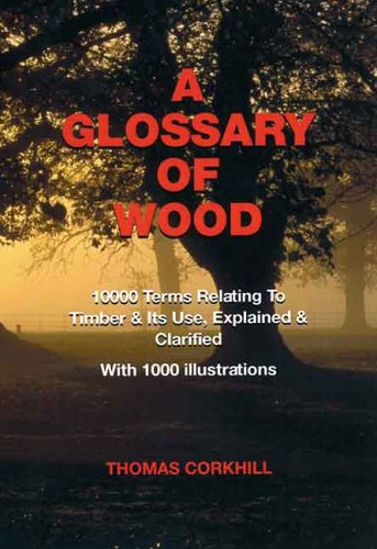 A Glossary of Wood by Thomas Corkhill