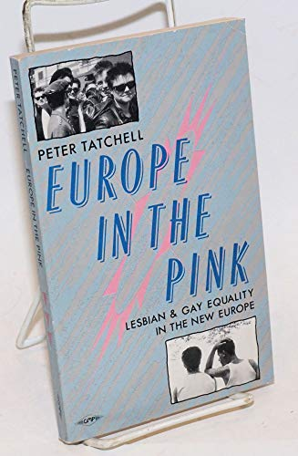 Europe in the Pink by Peter Tatchell