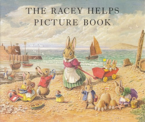 The Racey Helps' Picture Book by Racey Helps