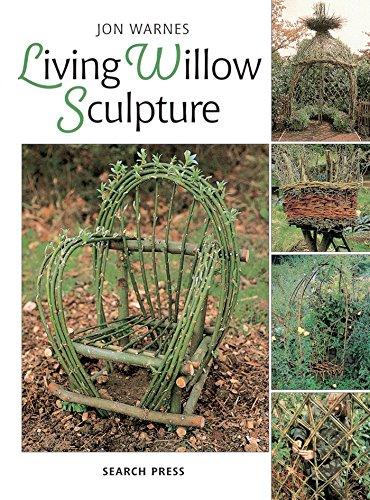 Living Willow Sculpture by Jon Warnes