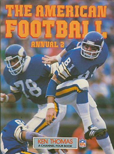American Football Book: No. 2 by Ken Thomas