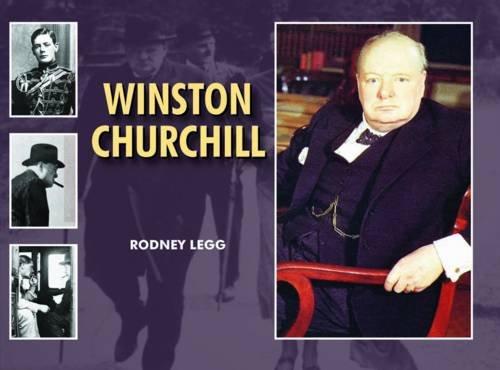 Winston Churchill by Rodney Legg