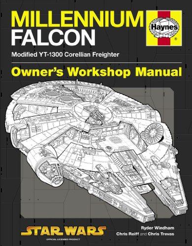 Millennium Falcon Manual: Modified YT-1300 Corellian Freighter by Ryder Wyndham