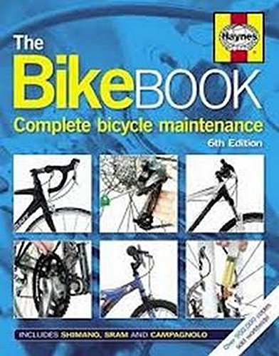 The Bike Book: Complete Bicycle Maintenance by Mark Storey