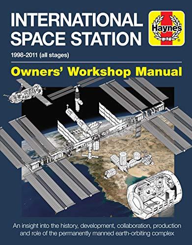 International Space Station Manual by David Baker