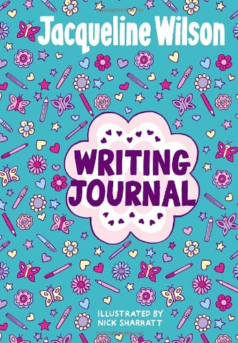 Jacqueline Wilson Writing Journal by Jacqueline Wilson