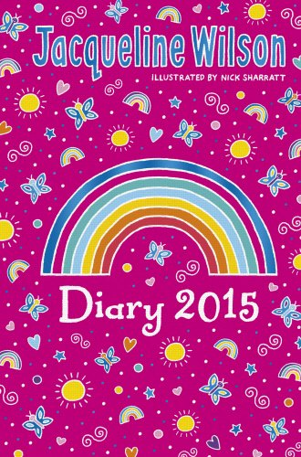 Jacqueline Wilson Diary 2015 by Jacqueline Wilson