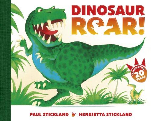 Dinosaur Roar! by Henrietta Stickland