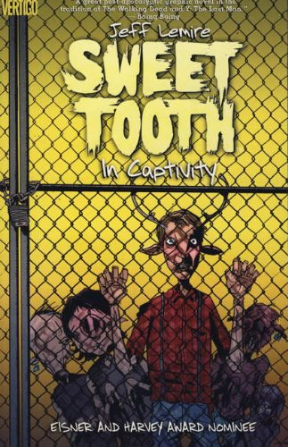 Sweet Tooth: v. 2: In Captivity by Jeff Lemire