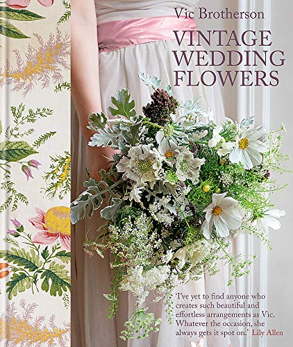 Vintage Wedding Flowers: Bouquets, button holes, table settings by Vic Brotherson