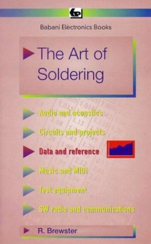 The Art of Soldering by R. Brewster