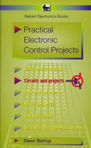 Practical Electronic Control Projects by O.N. Bishop