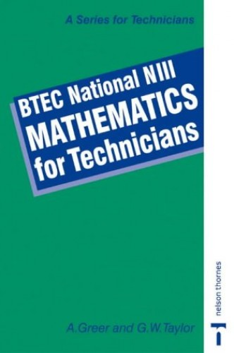 BTEC National NIII: New Level 3 by Alex Greer