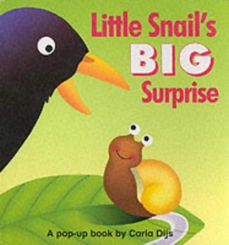 Little Snail's Big Surprise by Carla Dijs