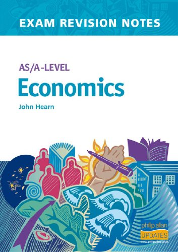 AS/A-level Economics by John Hearn