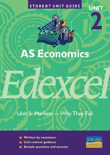 AS Economics Edexcel: Markets Why They Fail: unit 2 by Mark Gavin