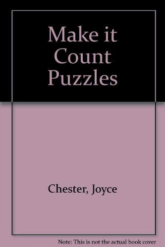 Make it Count Puzzles by Joyce Chester