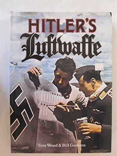 Hitler's Luftwaffe by Bill Gunston, OBE