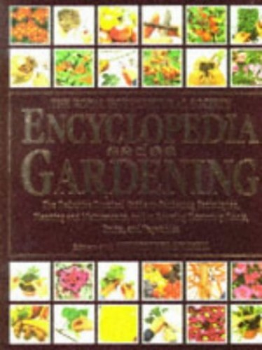 RHS Encyclopedia of Gardening by Christopher Brickell