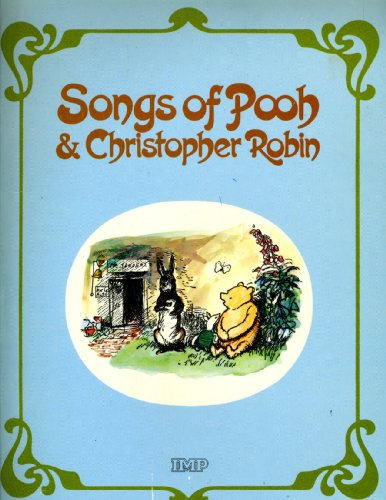 Songs of Pooh and Christopher Robin