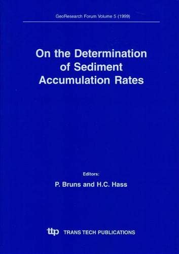 On the Determination of Sediment Accumulation Rates by P. Bruns