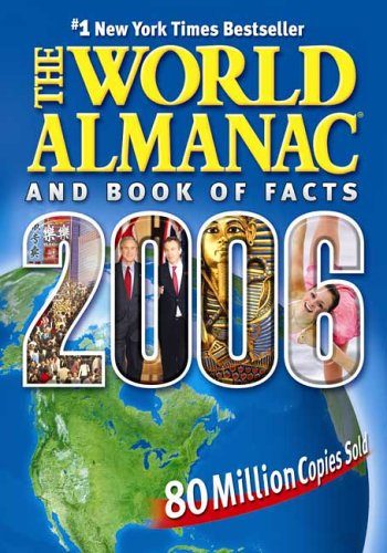 The World Almanac and Book of Facts 2006 by Ken Park