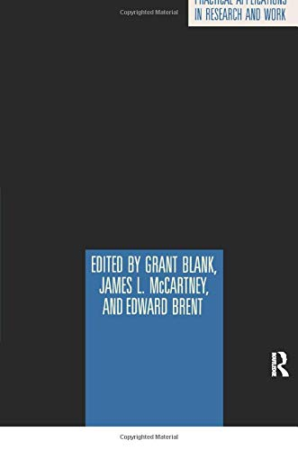 New Technology in Sociology: Practical Applications in Research and Work by Grant Blank