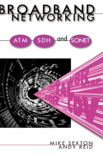 Broadband Networking: ATM, SDH and SONET by Mike Sexton