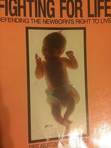 Fighting for Life by Melinda Delahoyde
