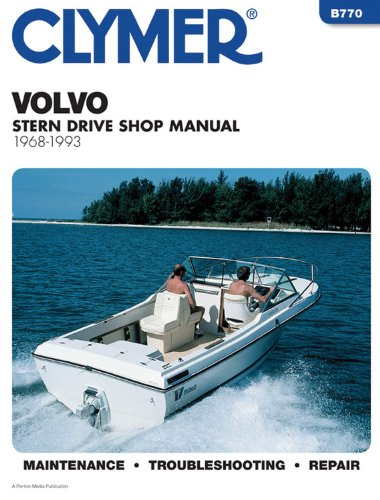 Evinrude/Johnson 2-300 HP Outboard, 1991-1994: Outboard Shop Manual (Clymer Marine Repair) by Clymer Publications