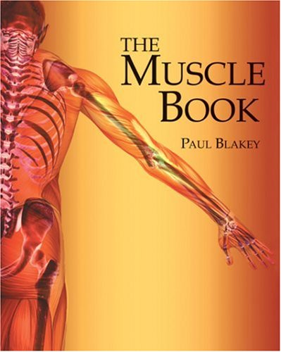Muscle Book by Paul Blakey